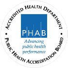 Public Health Accreditation Board Accredited Health Department