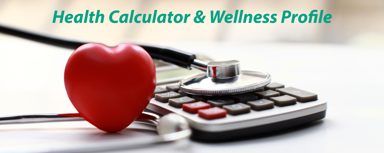 Health Calculator & Wellness Profile