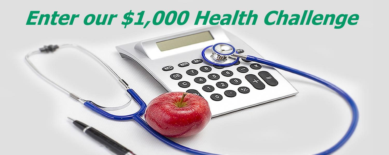 Health Calculator and Wellness Profile
